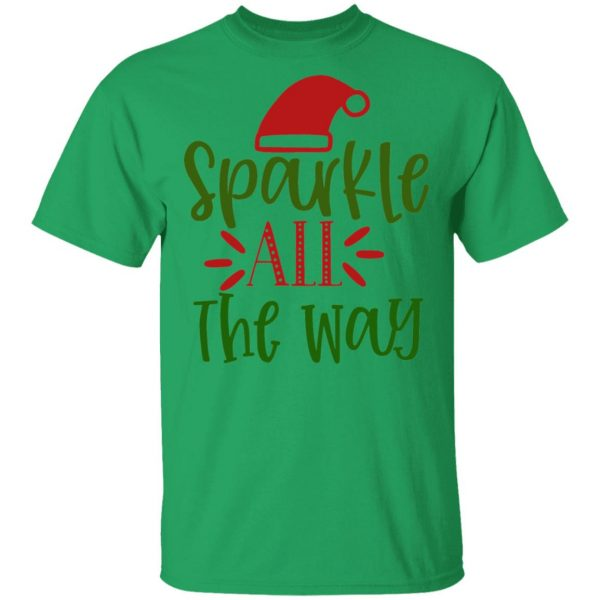 Sparkle All The Way-Ct2 T Shirts, Hoodies, Long Sleeve 6