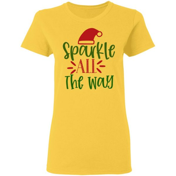 Sparkle All The Way-Ct2 T Shirts, Hoodies, Long Sleeve 9