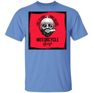 Biker Live To Ride, Ride To Live 2 T Shirts, Hoodies, Long Sleeve 2